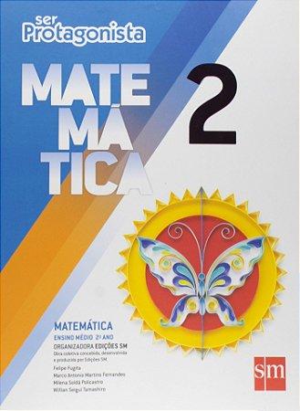 Ser Protagonista - Matemática 2 - Edição 2015