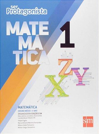 Ser Protagonista - Matemática 1 - Edição 2015