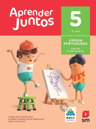 Aprender Juntos - Português 5 - Edição 2018 - BNCC