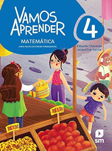 Vamos Aprender - Matemática 4 - Edição 2020 - BNCC