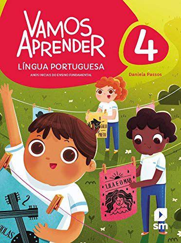 Vamos Aprender - Português 4 - Edição 2020 - BNCC