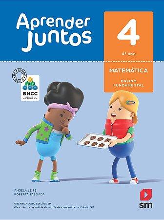 Aprender Juntos - Matemática 4 - Edição 2018 - BNCC