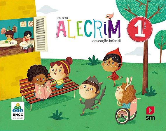 Alecrim 1 Educação Infantil - Edição 2019 - BNCC