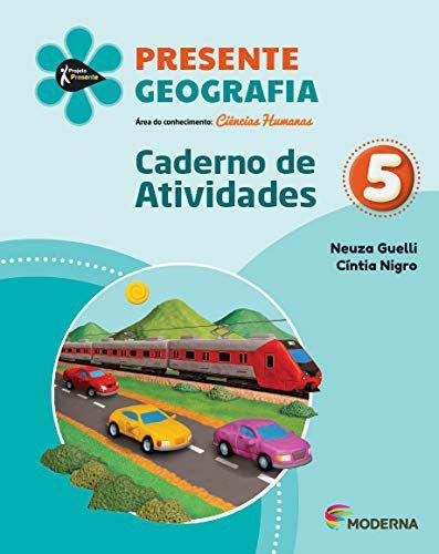 Presente Geografia 5 - Caderno de Atividades - Edição 5