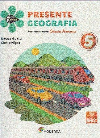 Presente Geografia 5 - Edição 5