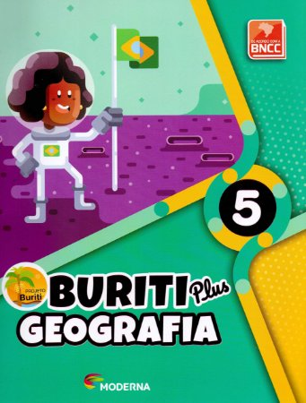 Buriti Plus Geografia 5
