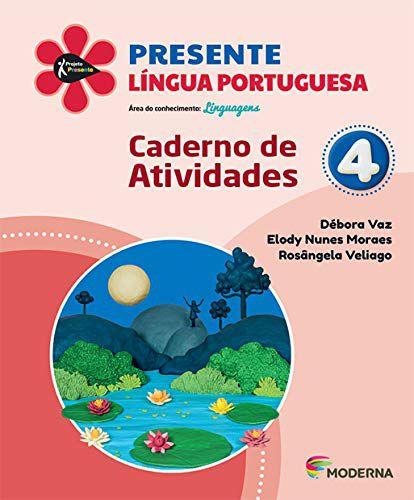 Presente Português 4 - Caderno de Atividades - Edição 5