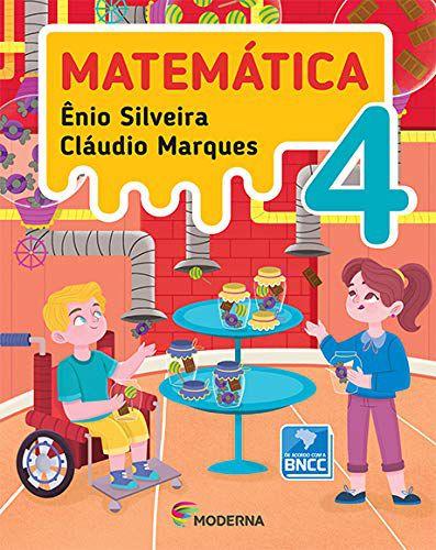 Matemática 4 - Enio Silveira e Cláudio Marques - Edição 5