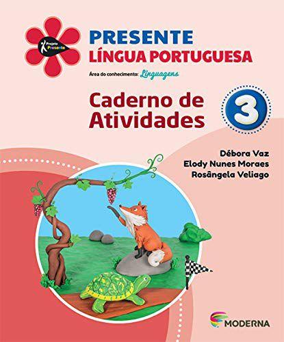 Presente Português 3 - Caderno de Atividades - Edição 5