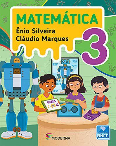 Matemática 3 - Enio Silveira e Cláudio Marques - Edição 5
