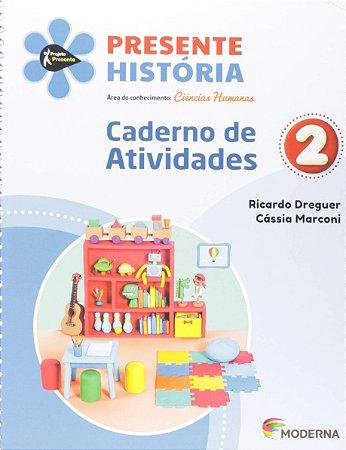Presente História 2 - Caderno de Atividades - Edição 5
