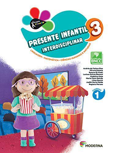 Presente Infantil - Interdisciplinar 3 - Edição 2