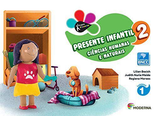 Presente Infantil - Ciências Humanas e Naturais 2 - Edição 2