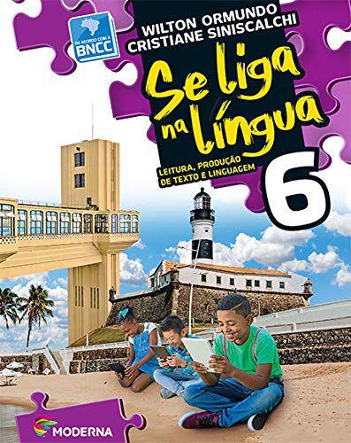 Se Liga na Língua 6 - Edição 2