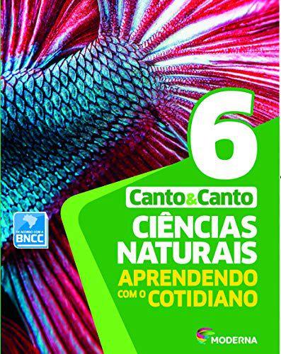 Canto e Canto 6 - Ciências Naturais - Edição 7
