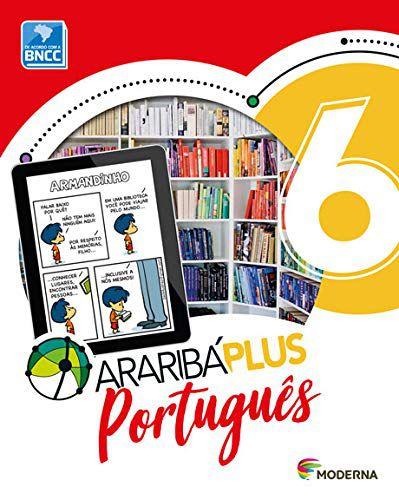 Arariba Plus Português 6 - Edição 5