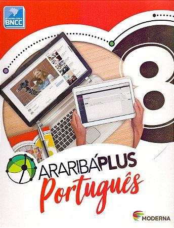 Arariba Plus Português 8 - Edição 5