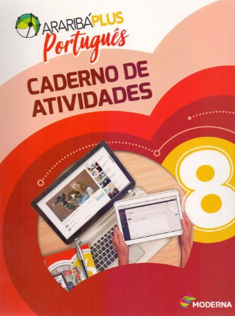 Arariba Plus Português 8 - Caderno de Atividades - Edição 5
