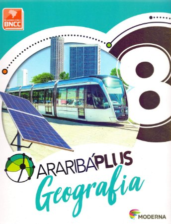 Arariba Plus Geografia 8 - Edição 5