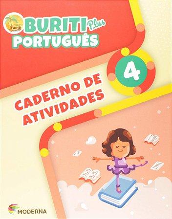 Buriti Plus Português 4 - Caderno de Atividades