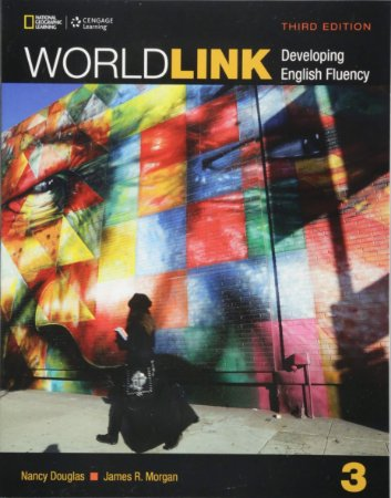 World Link 3rd Edition Book 3 - Student Book with My World Link Online