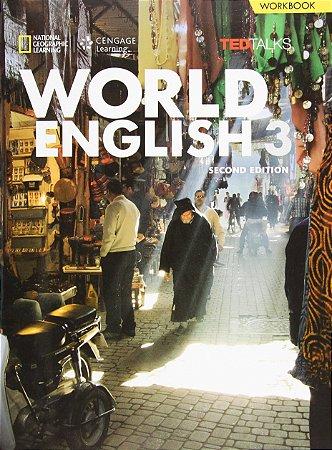 World English - 2nd Edition - 3 - Workbook (Printed)