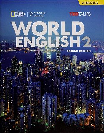 World English - 2nd Edition - 2 - Workbook (Printed)