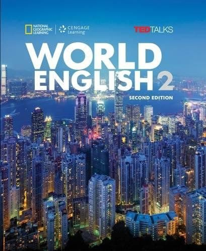 World English - 2nd Edition - 2 - Student Book + CD-Rom