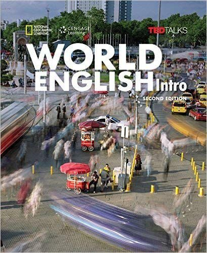 World English - 2nd Edition - Intro - Student Book + Online Workbook