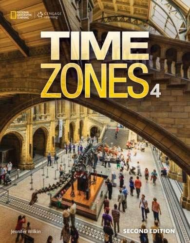 Time Zones 4 - 2nd - Student Book + Online Workbook