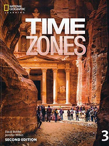 Time Zones 3 - 2nd - Student Book + Online Workbook