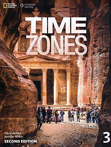 Time Zones 3 - 2nd - Student Book