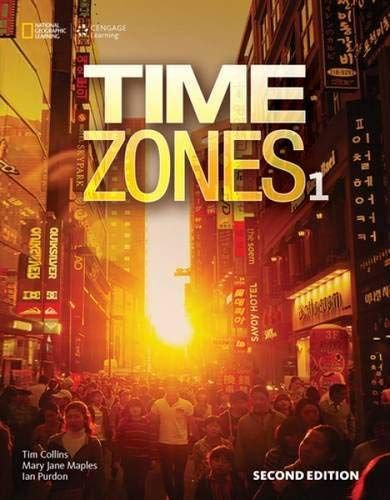 Time Zones 1 - 2nd - Student Book + Online Workbook