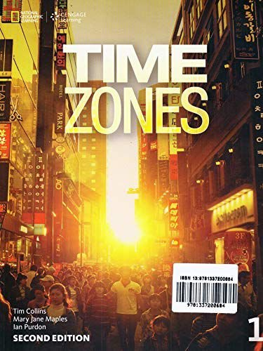 Time Zones 1 - 2nd - Student Book + Online Workbook + Starter