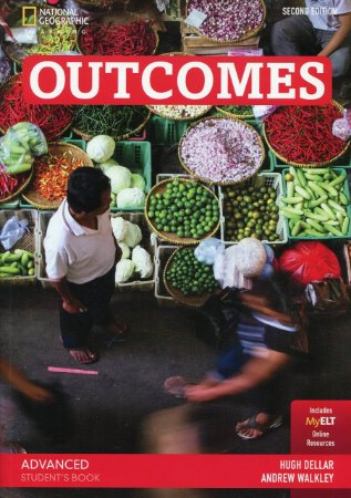 Outcomes 2nd Edition - Advanced - Student Book + Class DVD with Access Code