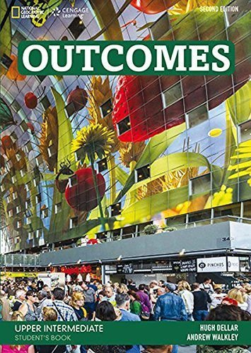 Outcomes 2nd Edition -Upper Intermediate - Student Book & Class DVD with Access Code