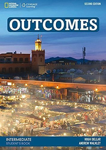 Outcomes 2nd Edition - Intermediate - Student Book + Class DVD without Access Code