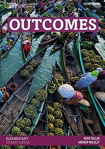 Outcomes 2nd Edition - Elementary - Student Book + Class DVD with Access Code