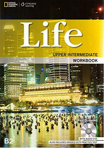 Life - BRE - Upper-intermediate - Workbook + Workbook Audio CD