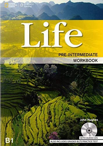 Life - BRE - Pre-intermediate - Workbook + Workbook Audio CD