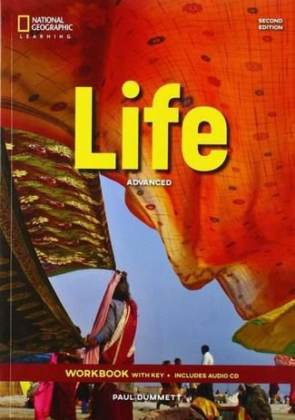 Life - BrE - 2nd ed - Advanced - Workbook with Key