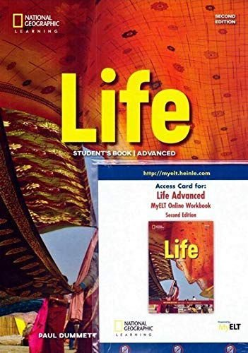 Life - BrE - 2nd ed - Advanced - Student Book + WebApp + MyLifeOnline (Online Workbook) + LETT