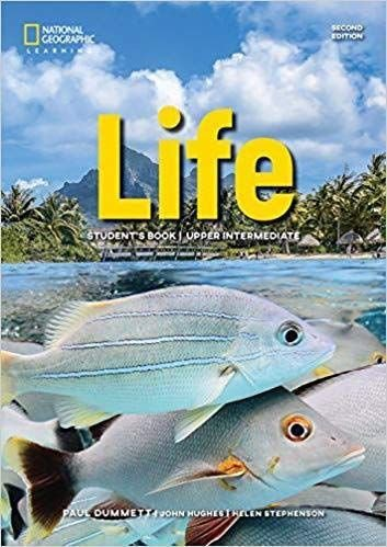 Life - BrE - 2nd ed - Upper-Intermediate - Student Book + WebApp + MyLifeOnline (Online Workbook) + LETT
