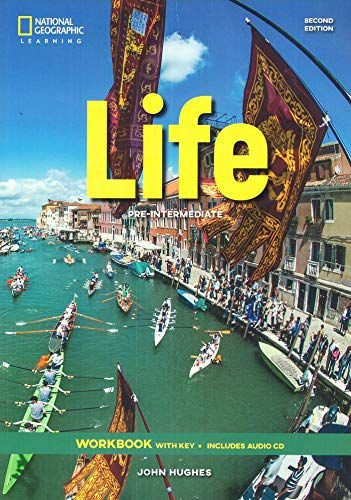 Life - BrE - 2nd ed - Pre-Intermediate - Workbook with Key