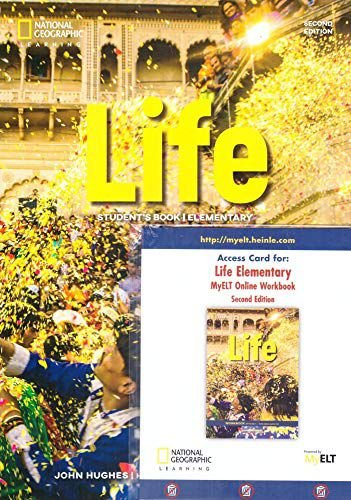Life - BrE - 2nd ed - Elementary - Student Book + WebApp + MyLifeOnline (Online Workbook)