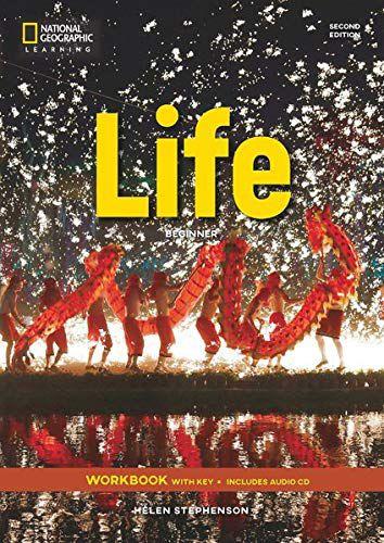 Life - BrE - 2nd ed - Beginner - Workbook with Key