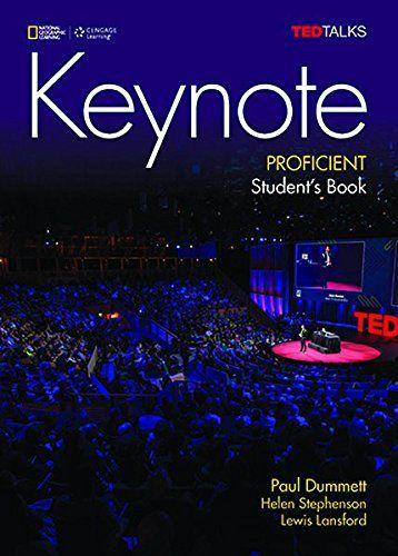 Keynote - BRE - Proficient - Student Book + DVD-ROM + MyELT Online Workbook, Printed Access Code