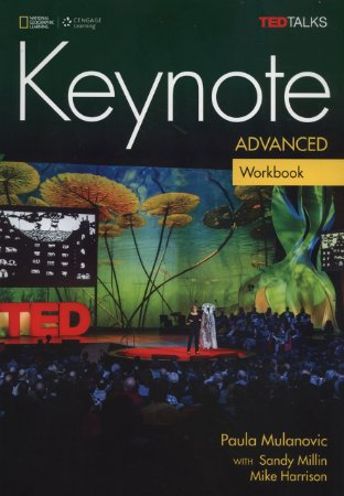 Keynote - BRE - Advanced - Workbook + WB Audio CD