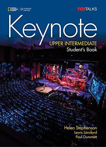 Keynote - BRE - Upper-Intermediate - Student Book + DVD-ROM