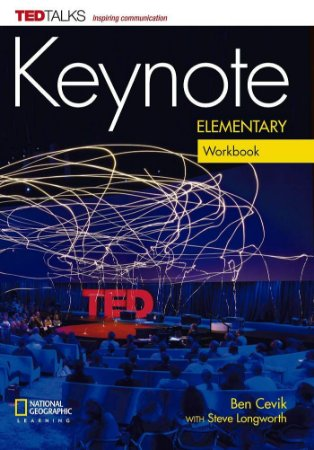 Keynote - BRE - Elementary - Workbook + WB Audio CD
